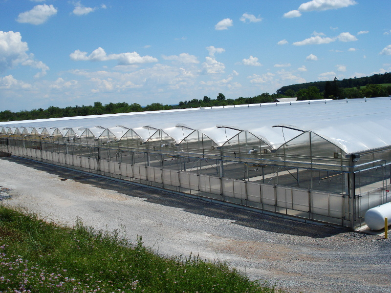 Cascade Gutter Connect Evolve Greenhouse Systems